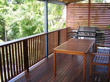 Decking, Screening and DPR