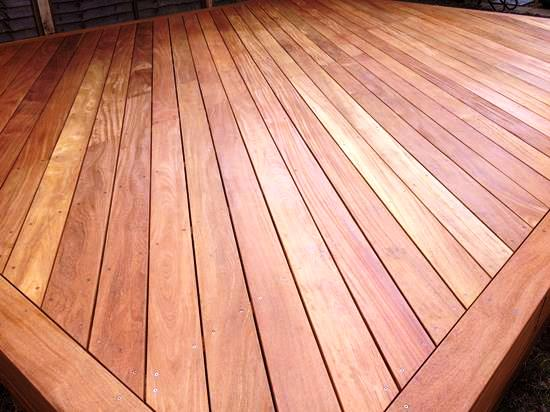 Tonka Decking