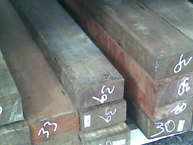 Rough Sawn Hardwood - Jimboomba Timbers