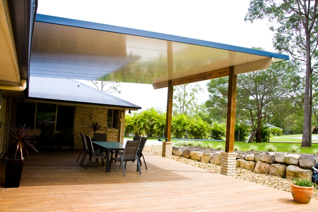 Create Your Design And Bring It To Reality With Jimboomba Timbers And  Solaris Insulated Roofing.
