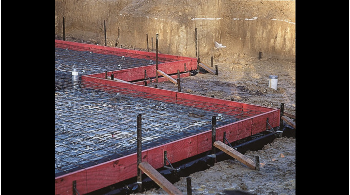 Concrete and Formwork Products